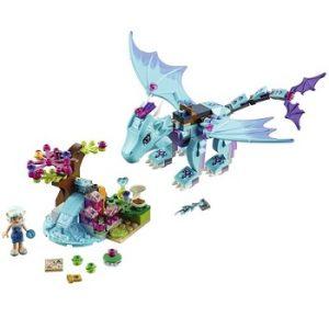 Lego Elves Dragon 41172 L'aventure de Merina avec notice