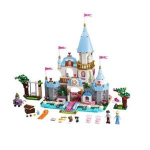 LE CHÂTEAU DE CENDRILLON LEGO 41055 DISNEY PRINCESSE