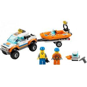 LEGO City 60012 avec notice (sans boite)