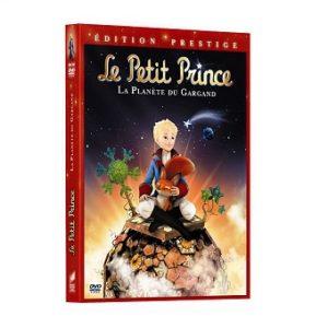 La Planète du Gargand Le Petit Prince DVD édition Prestige+livre de poche.