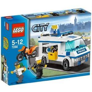 LEGO City 7286 avec boite et notice.