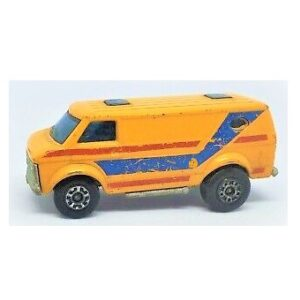 MatchBox N°68 Chevy Van superfast 1979 Made in England