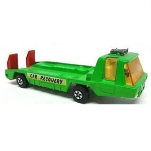 MatchBox Recovery Transporter SuperKings Car 1975 Made in England