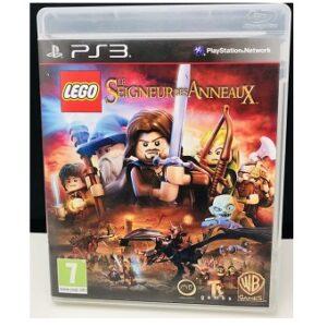 Lego Le Seigneur des Anneaux PS3