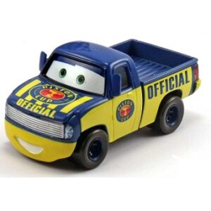Dexter Hoover Pick up Piston cup Official Cars Mattel Disney
