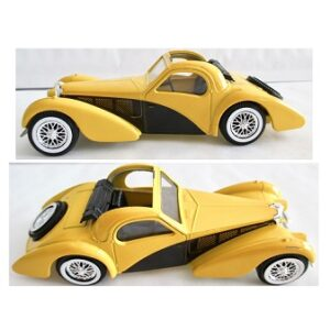Bugatti 57S Atalante 1939 Solido 1/43 Made In France.