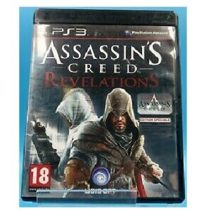 Assassin's Creed Révélation Edition Spéciale + Assassin's Creed I PS3