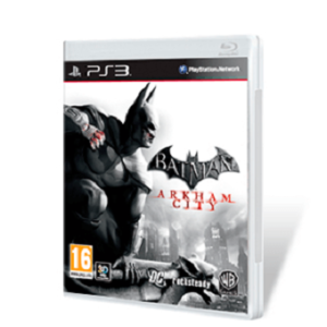 Batman Arkham City PS3 jeu d'occasion