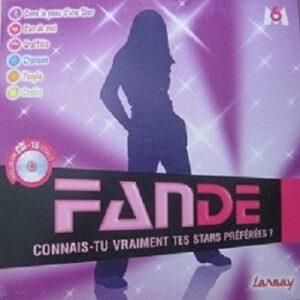 FANDE jeu de société M6 LANSAY
