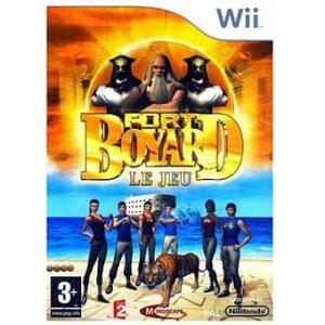 Fort Boyard le Jeu Wii