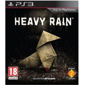 Heavy Rain jeu PS3 d'occasion