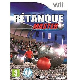 Pétanque Master Wii d'occasion