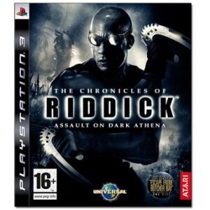 The Chronicles of Riddick Assault on Dark Athena PS3 d'occasion