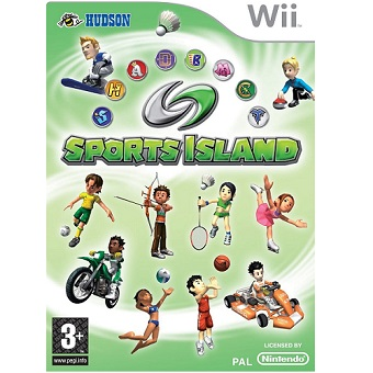 Sports Island Wii d'occasion