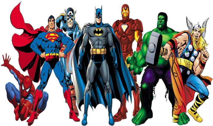 Super héros catégorie