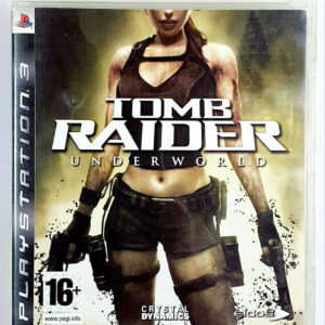 Tomb Raider Underworld PS3 jeu d'occasion