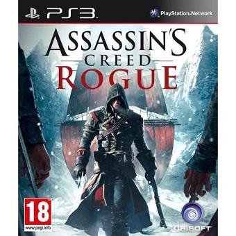 Assassin's Creed Rogue jeu PS3 d'occasion