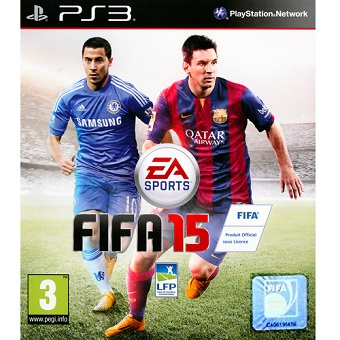FIFA 15 EASPORT PS3 d'occasion