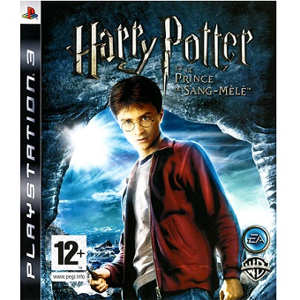 Harry Potter et le prince de sang-Mélé PS3 jeu d'occasion