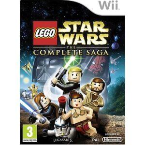 Lego Star Wars The complète Saga (6 premiers épisodes) Wii