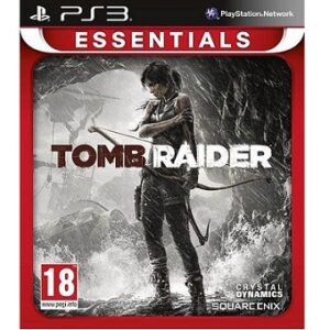 Tomb Raider PS3 Essentials d'occasion