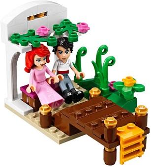 LE BAISER MAGIQUE D'ARIEL ET SON PRINCE 41052 LEGO DISNEY PRINCESS