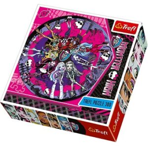 Puzzle Rond Monster High 300 Pièces Trefl 39091