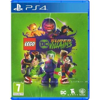 LEGO DC Super Villains PS4 Neuf