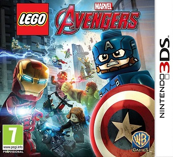 LEGO MARVEL Avengers 3DS Neuf