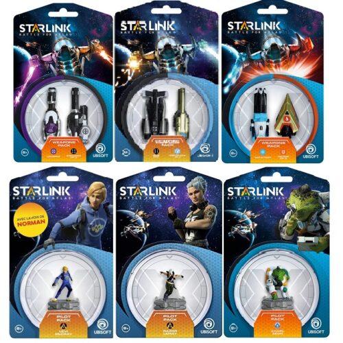 Starlink Battle for Atlas Pack de démarrage Nintendo Switch+6 pack additionnels