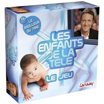Retrouve ton émission dans Les Enfants De La Tele le jeu de Lansay Neuf