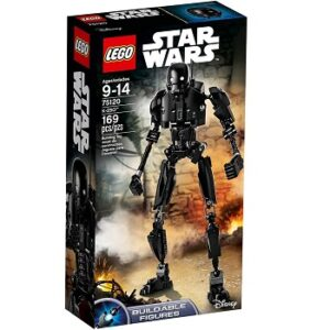 K-2SO Lego 75120 Star Wars Disney Neuf.