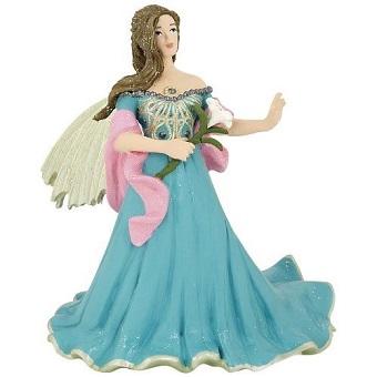 Elfe bleu Au Lys Figurine Papo.
