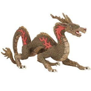 Dragon du Soleil Levant Figurine Papo.