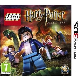 LEGO HARRY POTTER 3DS années 5 à 7 Neuf