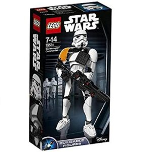 Stormtrooper Commander Lego 75531 Star Wars Disney Neuf.