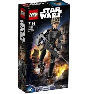 Sergeant Jyn Erso Lego 75119 Star Wars Disney Neuf.