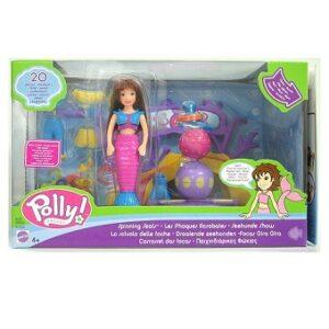 Polly Pocket les phoques acrobates Neuf