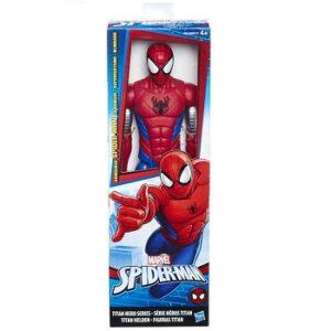 Spider-Man en Armure Marvel Titan Hero Séries mesure environ 30 cm neuf