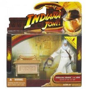 Indiana Jones et l'Arche D'alliance Figurine neuve. Hasbro Deluxe