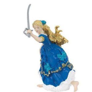 Fille du Capitaine à L'épée Figurine Papo.