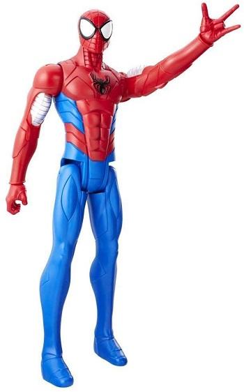 Spiderman en Armure Marvel Titan Hero Séries mesure environ 30 cm neuf