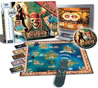 Le Secret du coffre maudit jeu DVD la chasse aux trésor