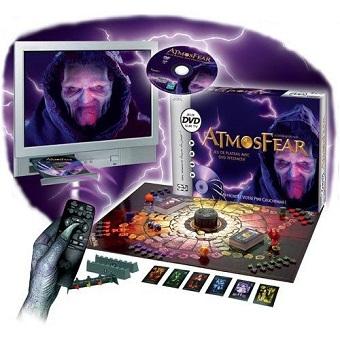 ATMOSFEAR DVD jeu Parker