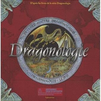 dragonologie le jeu