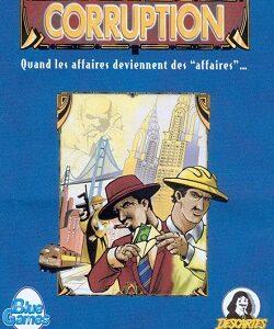 CORRUPTION de Bruno Faidutti les blues games