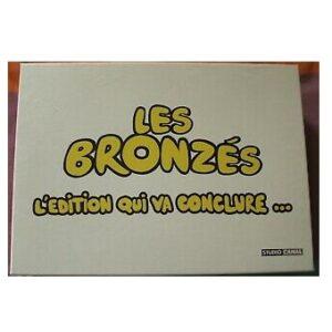 Les Bronzés-L'intégrale [Édition Collector Limitée] avec jeu de société.