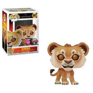SIMBA POP n°547 The Lion King
