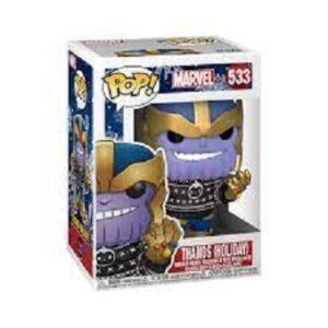 Thanos Noel POP n°533 Marvel Avengers