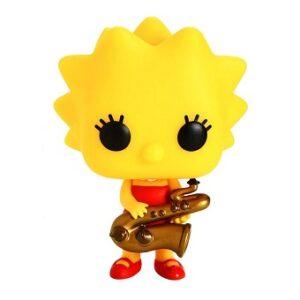 Lisa Simpson POP n°497 The Simpsons